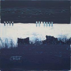 2013-10-N4 - Peinture abstraite - Abstract painting - Caroline Varlot